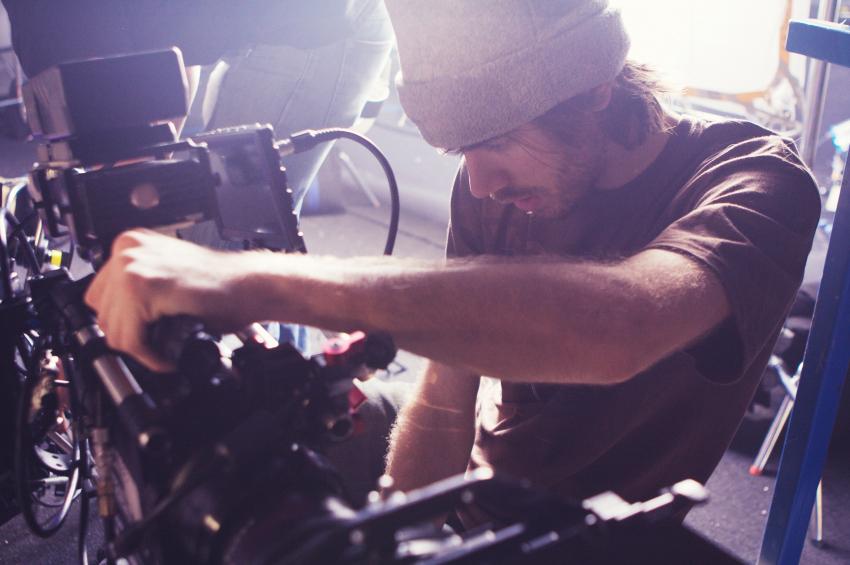 Why filmmakers make films