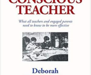 Conscious Teacher. Book Cover